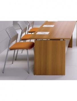 Tavolo riunione rettangolare