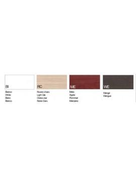 Cartella colori per reception