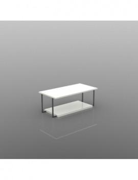 Tavolo con doppio piano